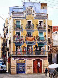 Tarragona - Spain (von . SantiMB .)