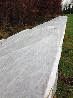 From 6.50 1.5m X 15m 17gsm Yuzet Plant Fleece Winter Frost Protection Garden Horticultural Agricultural