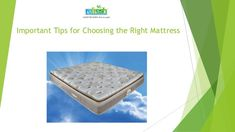 A good night's sleep is very important for everyone. To get a good night's sleep, choosing the right mattress is the most important. We need to find a mattress that is supportive as well as comfortable. Refresh Mattress, Cheap Mattress, Choose The Right, Fix You, Good Night Sleep, Tips, Mattress Cleaning, Advice