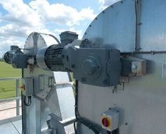 Carier Bucket Elevator Systems From Guttridge Ltd