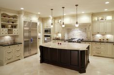 Find the best New York, NY kitchen and bath design for new own homes for attractive looking.   #familyhomeimprovement