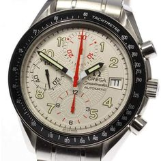 Omega Speedmaster 3513.33 Stainless Steel Automatic 38mm Mens Watch