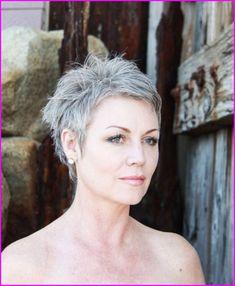 Short Pixie Cuts for Grey Hair - Short Pixie Cuts