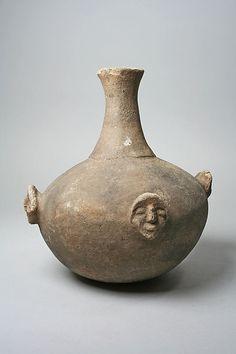 Bottle Mississippian, 11th-14th century The Metropolitan Museum of Art