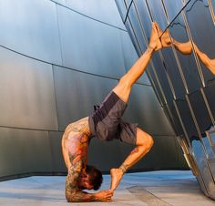 Dylan Werner #yoga #men