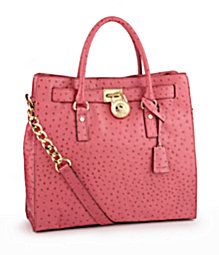 Michael Kors Hamilton North-South Tote. I will own one!