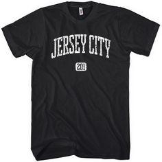 Jersey City!