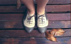 Oxford Shoes ♥