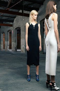 Antonio Berardi Resort 2015 Collection Slideshow on Style.com