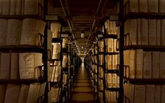 The Vatican Archive: the Pope's private library