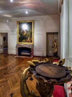Appartements du Dauphin, Versailles