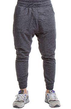 2fae1d9d319a Prolific+The+Marsden+Dropcrotch+Sweatpants+in+Black+Speckle