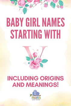 The most detailed list of popular & beautiful baby girl names starting with V. Discover hundreds of creative names for girls and girl middle names starting with the letter V along with the meanings and origin of each name! | baby v names ideas, baby girl v names #names #girlnames #babygirlnames #babynames #babygirl Baby Girl Names List, Popular Baby Girl Names, List Of Girls Names, Beautiful Baby Girl Names, Middle Names For Girls, Beautiful Babies, Baby Names, Baby Name Letters, Baby Girl Born