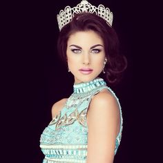 Katherine Haik Miss Louisiana Teen USA and Miss Teen USA 2015 for Sherri Hill http://pageantsnews.com/katherine-haik-was-crowned-miss-teen-usa-2015/
