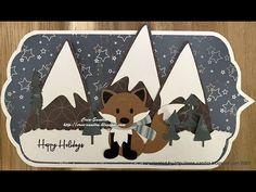 Crea-Sandra: Kerst met Sandra - Maart 2020 - Happy Holidays - Anreda DT Marianne Design, Happy Holidays, About Me Blog, Make It Yourself, Bergen, Stamps, Cards, Puppies, Facebook