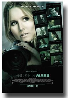 Luv #VeronicaMars #VeronicaMarsPoster #VeronicaMarsMovie available here
