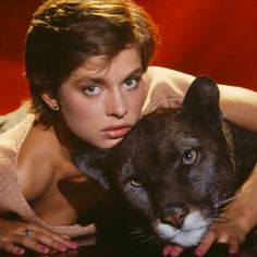 "Irena Gallier (Nastassja Kinski) from ""Cat People"" (1982)"