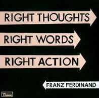Right Thoughts, Right Words, Right Action [Deluxe Edition] [Limited Edition]