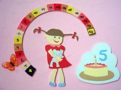 Have a birthday countdown. | 21 Ways To Make Your Kid's Birthday Extra Special