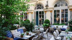 Restaurante de Ralph Lauren em Paris