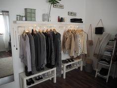 Fabulous  Organisation Regal Kleiderstangen