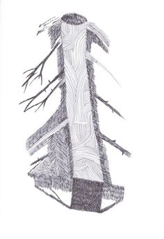 daily drawing 20120605_hereafter | voortaan