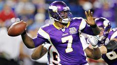 Tarvaris Jackson - Minnesota Vikings