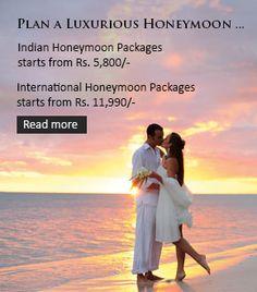 International honeymoon packages