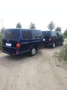 Wohnanhänger Rarität SDAH Eigenbau VW T5