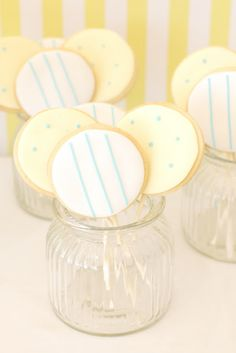 cute biscuit lollies