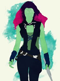 Marvel Guardians of the Galaxy – Gamora