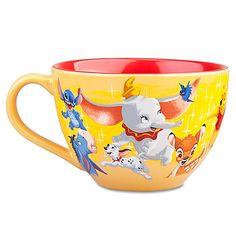 Disney Store 25th Anniversary Furry Pals Mug