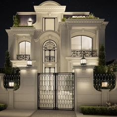 Private Villa architecture design | Qatar | Doha |  #الدوحه #doha #qatar #dubai…