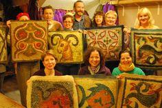 Отчет о Хобби туре в Стамбул .Часть первая -Мозаичный ковер - Ярмарка Мастеров - ручная работа, handmade