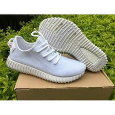 adidas Originals Yeezy Boost 350 Kanye West Pure White Beluga AQ2663 Air  Jordan Rétro 17aab9eb0