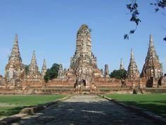 Wat Chaiwatthanaram, Jacobo Gordon