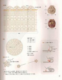 Pattern Small Bag_Crochet - Mei2 - Picasa Web Albums, cute little pouches