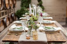 French Farmhouse Inspired Wedding Inspiration in Spokane, Washington | Photo: Urban Rose Photo