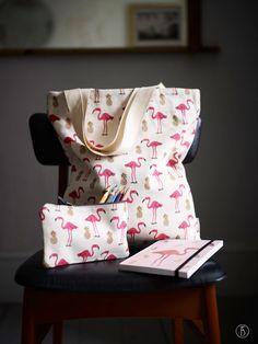 Fenella Smith Flamingo & Pineapple collection