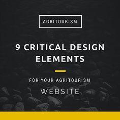 Agritourism Ideas   9 Critical Design Elements for your Agritourism Website