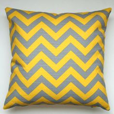 Chevron Pillow Cover by Modernality2