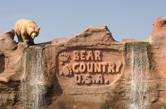 Bear Country USA in the Black Hills, Rapid City, South Dakota.  Go to www.YourTravelVideos.com or just click on photo for home videos and much more on sites like this.