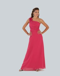 Wedding :: Bridesmaids :: Oscar Vitoni :: Style: bridesmaid dress – F14010 -