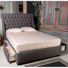 cama com gavetas casal