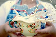 """Milk Splash by Chelsea Fisher: Print 8x10"""" $20; 11x14"""" and 16x20"""" also available."""