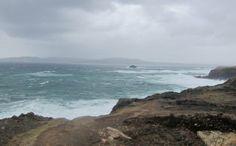 La costa de Dexo-Serantes, un espectacular paisaje de mar, tierra y aves