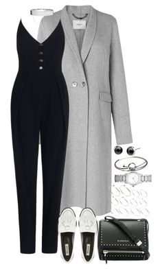"""""""Untitled #1020"""" by manoella-f on Polyvore featuring L.K.Bennett, Zimmermann, Givenchy, ASOS, Eddie Borgo and Burberry"""