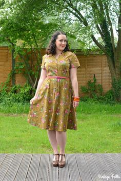 Fashion, Beauty and Lifestyle with a Vintage Twist