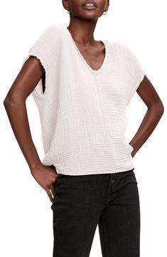 Michael Stars Draya V-Neck T-Shirt | Nordstrom