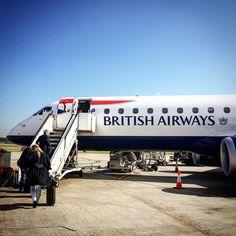 British Airways Embraer 190 - LCY